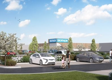 Decathlon_Vue parking